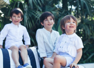 Maria Bianca vêtements pour enfants