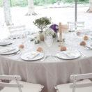 Les essentiels du mariage – 8 – On passe à table
