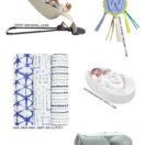Une chambre de bébé étoilée
