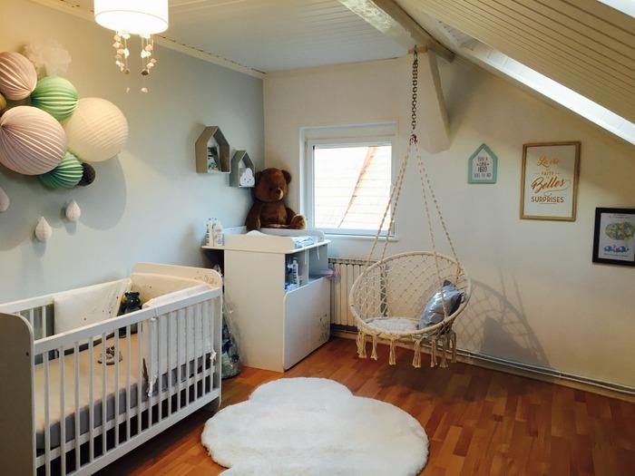 Une chambre de petit garçon sous les toits - Des idées pour un joli ...