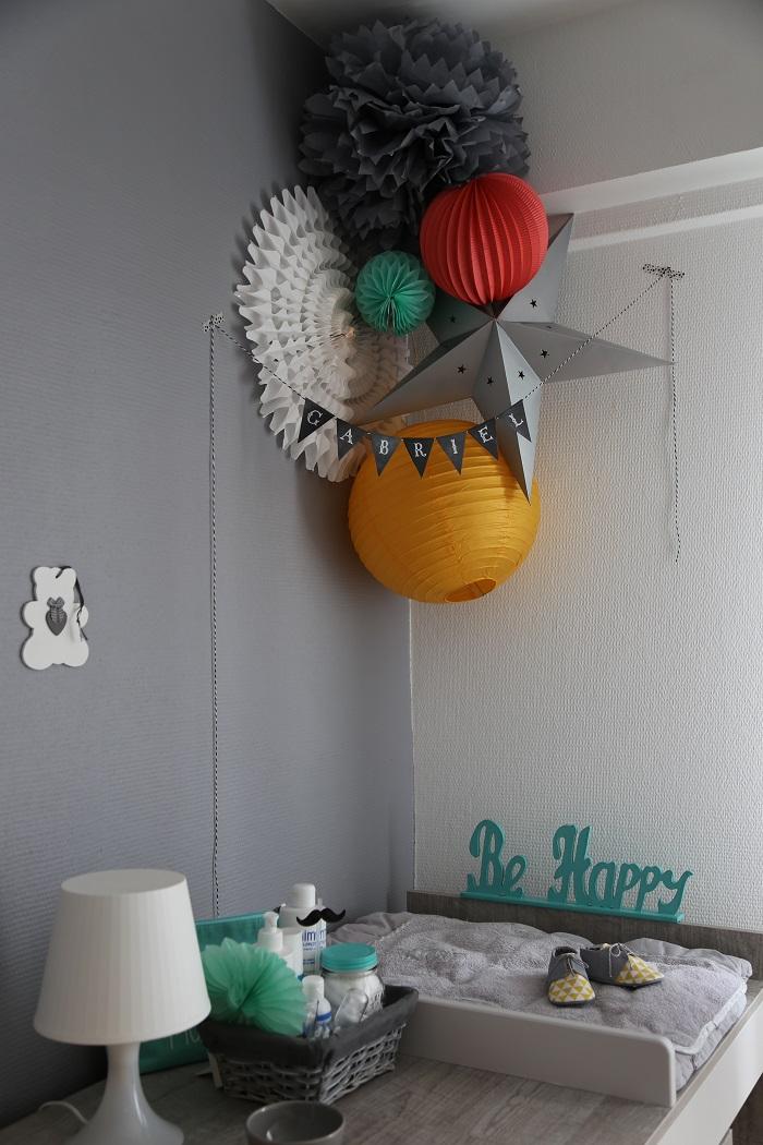 une chambre douce de gar on des id es pour un joli mariage et pour tous les jours du reste de. Black Bedroom Furniture Sets. Home Design Ideas