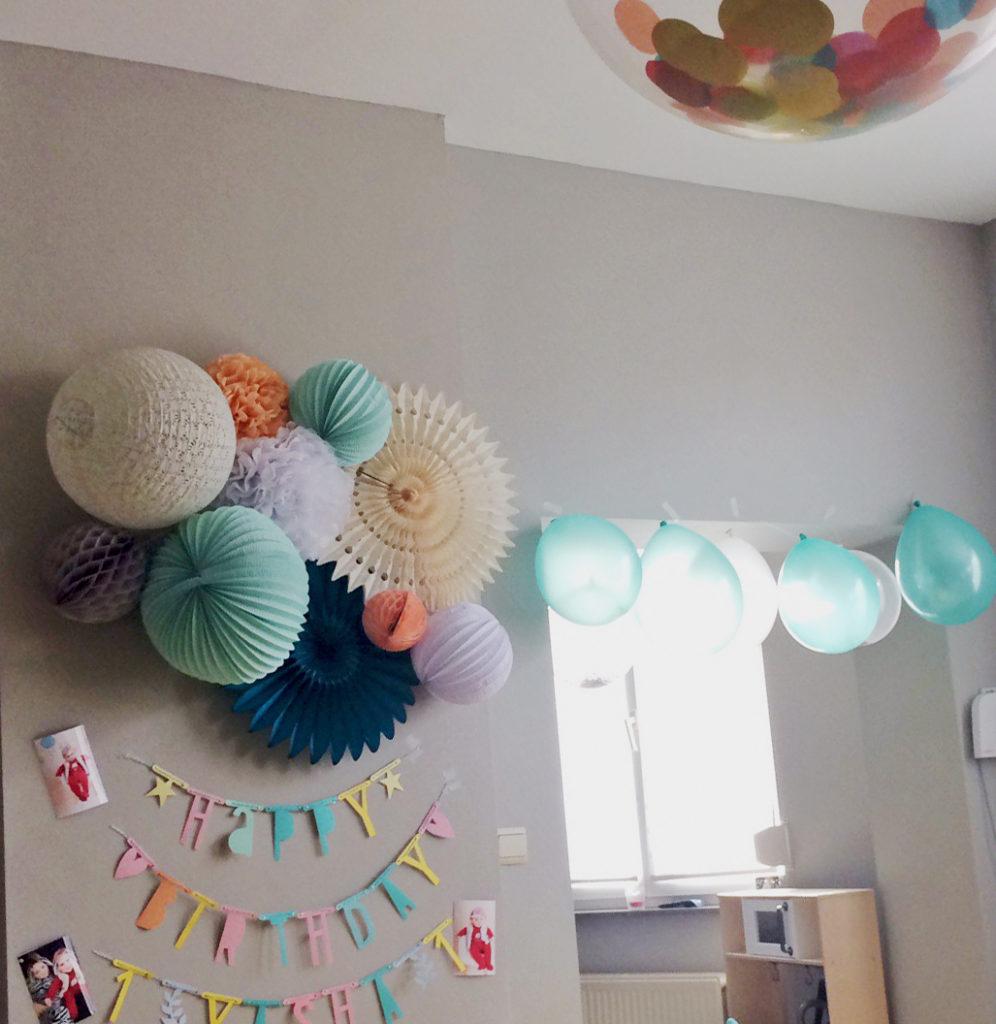 Idée déco anniversaire fête enfant