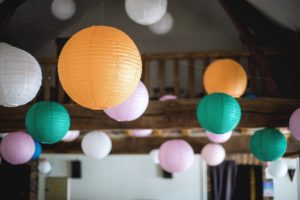 ciel lanterne lampion mariage