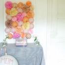 Un bouquet de lampions pour la fête des mères