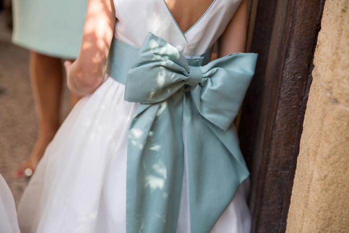 demoiselle d'honneur idée de robe