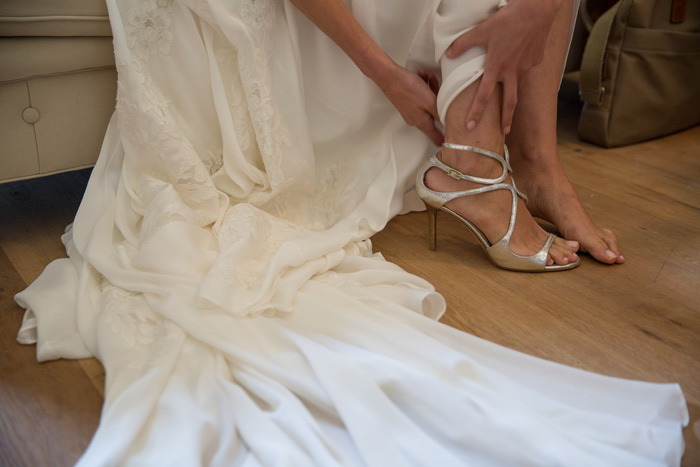 chaussures jimmy choo mariage