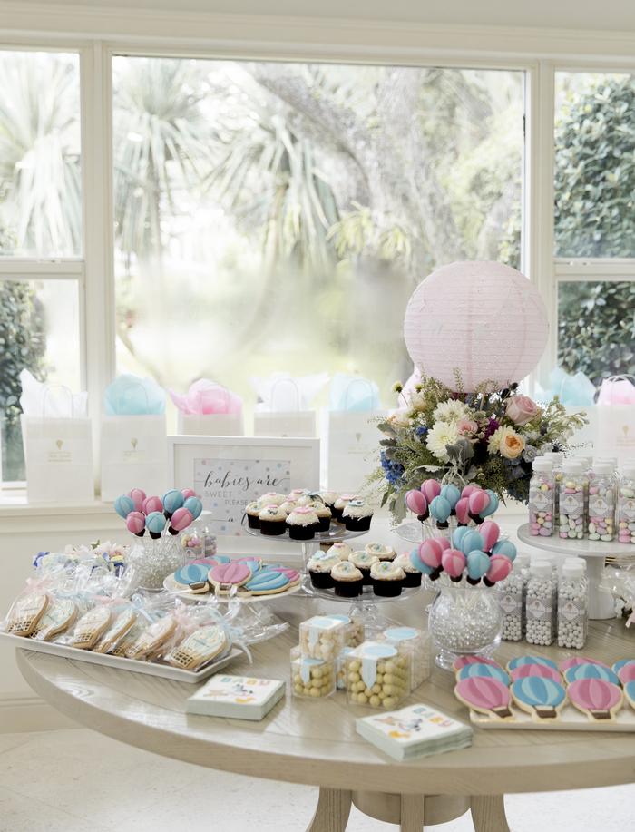Baby-shower fille ou garçon : des idées de décorations pour votre fête