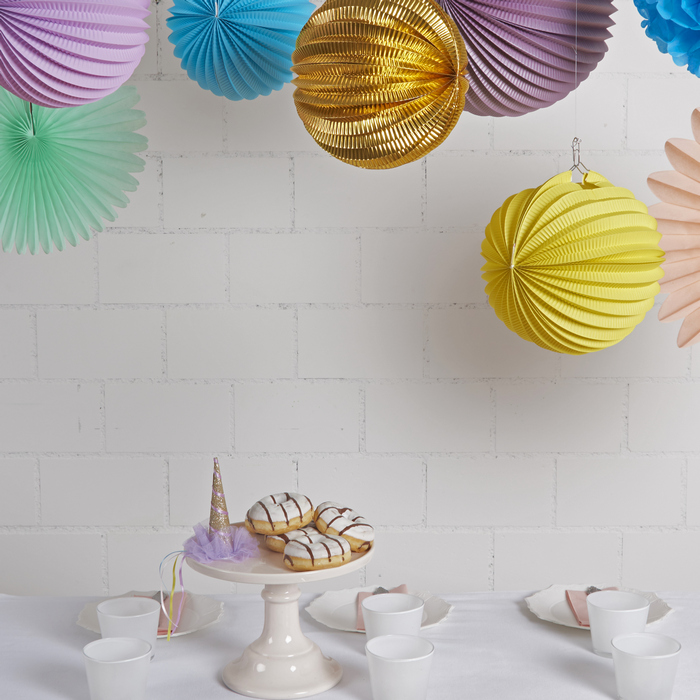 unicorn party decor ideas