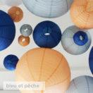 Nouvelle gamme de couleurs pour les lampions