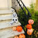 C'est l'Halloween on veut des bonbons