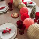 Tendance : Noël en rouge