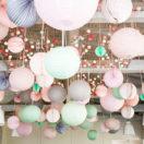 Plafond de mariage : comment accrocher des lanternes ?