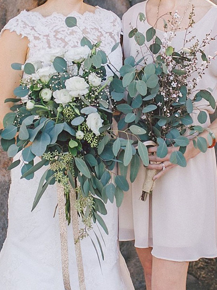 mariage zero dechet: les fleurs