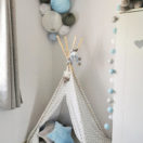 Décoration chambre bébé garçon: des idées pour un petit boy